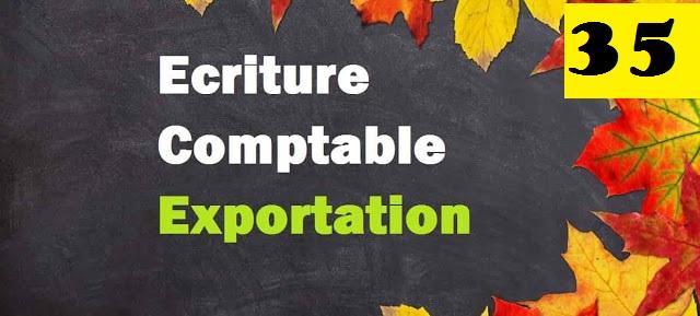 Comment Comptabiliser Facture d'exportation