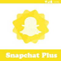 تحميل سناب بلس snapchat plus للايفون والاندرويد