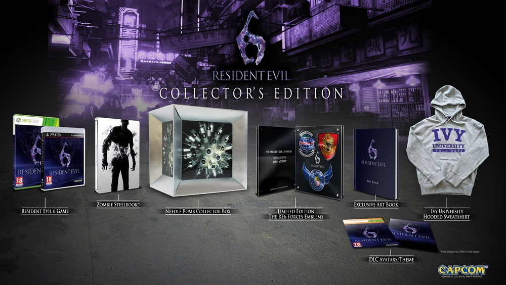 Resident Evil 6 Complete Edition Download Poster