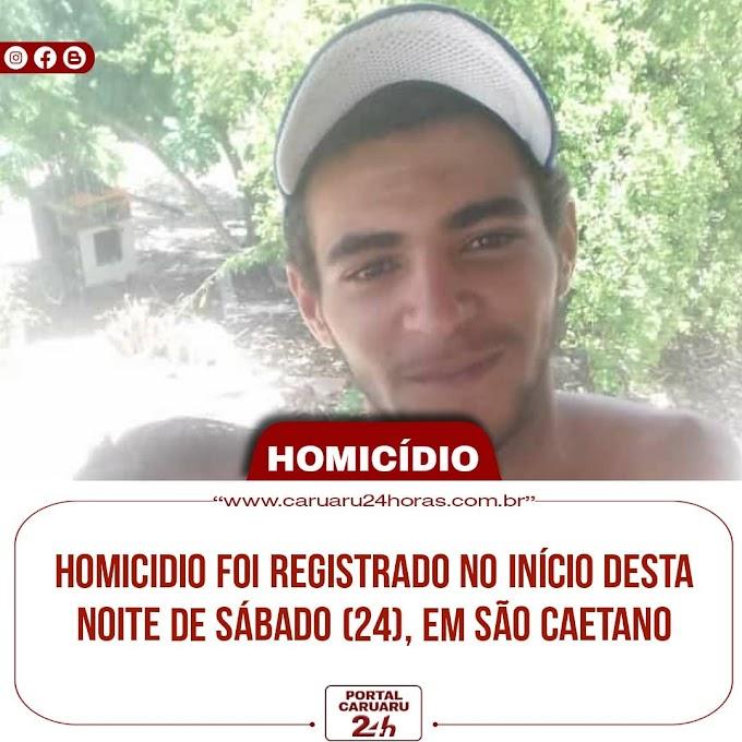 Plantão - Jovem de 23 anos é morto a tiros na cidade de São Caetano