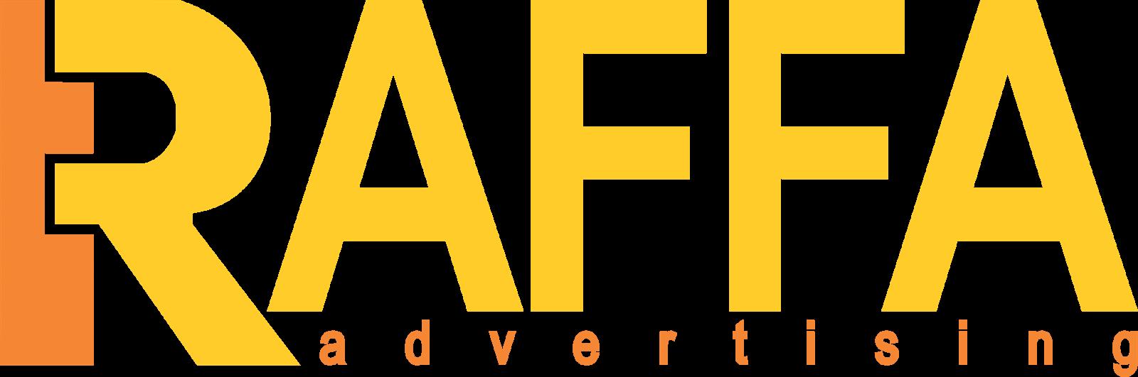 logo raffa advertising
