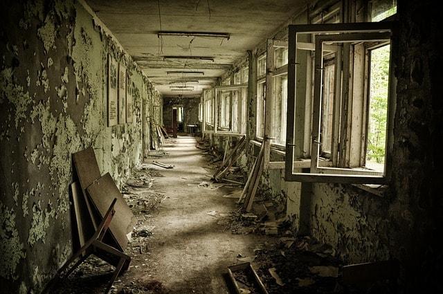 Lokasi Angker Chernobyl
