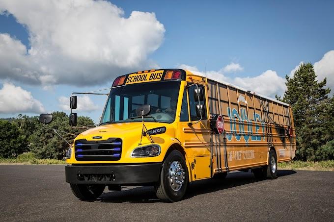 Estados Unidos: el Estado de Virginia recibirá 50 autobuses escolares eléctricos