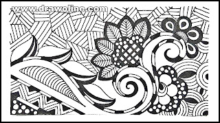 Very easy || speed doodling || draw doodle with pen || drawing in pencil art.
