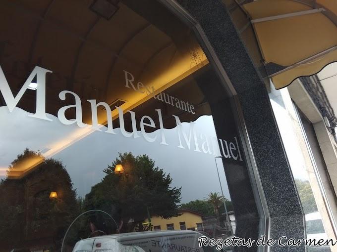 Restaurante Manuel Manuel en Lugo