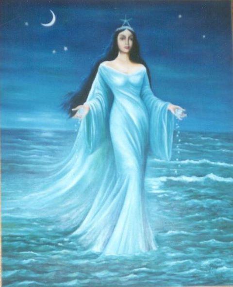 la Madre de Agua