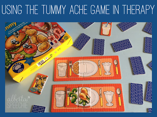 "Using the Game ""Tummy Ache"" in Therapy"