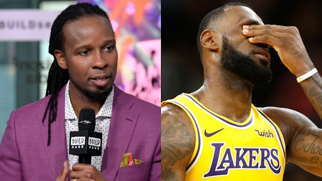 CRT Activist Ibram X. Kendi Defends LeBron: People Mad Cop Didn't 'Disarm' Girl Who Was Stabbing Someone