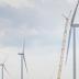 Laatste windmolen Energiepark Haringvliet Zuid geplaatst