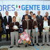 """""""Honores con la Gente Buena""""  Fomenta la Cultura Cívica."""