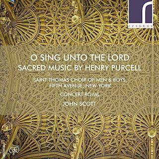Purcell - Sacred Music - Resonus Classics
