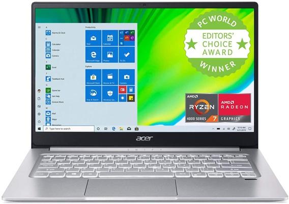 Acer Swift 3 SF314-42-R9YN: análisis