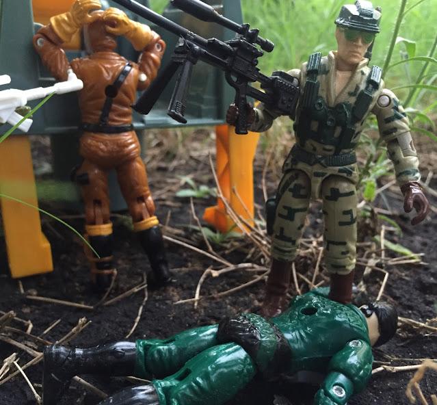 1989 Recoil, 1987 Worms, Stalker, Aero Viper, Maggot