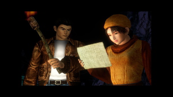 Shenmue I and II PC Full