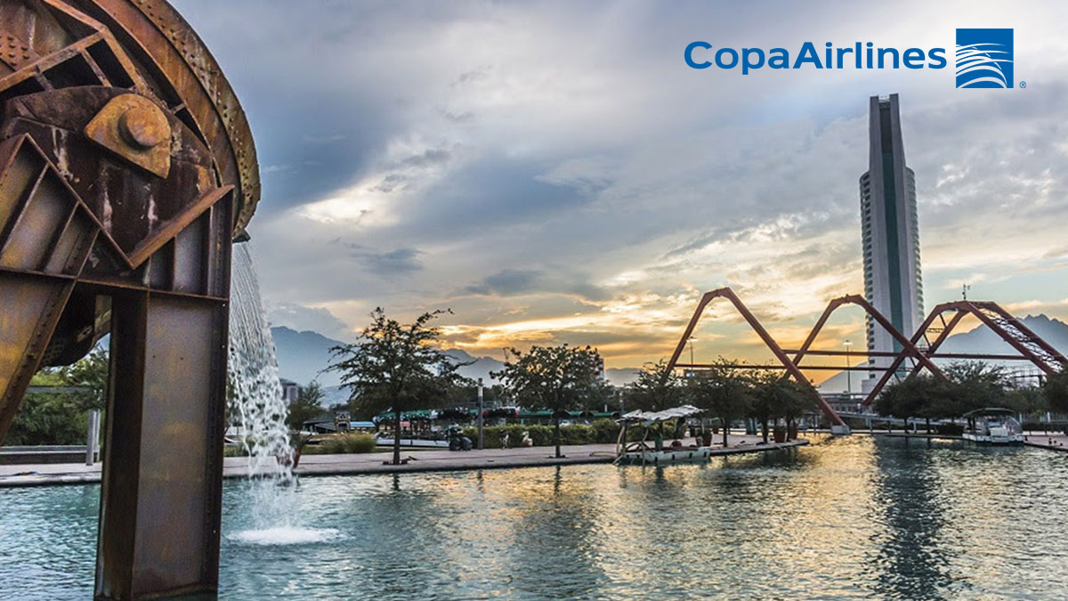 MONTERREY CONECTIVIDAD PANAMÁ COPA AIRLINES 01