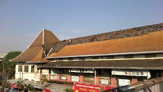 renovasi dan penggantian atap sirap