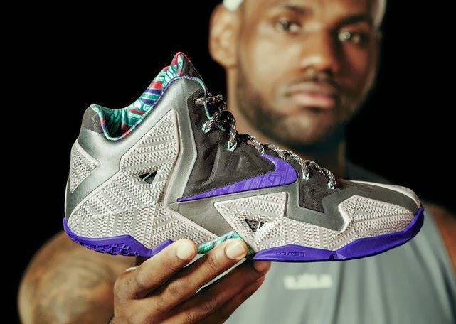 cheap for discount d77e2 59c8e Here is a first look at the Nike LeBron 11 terracotta warrior Sneaker,  presented officially by Nike, Inc. This amazing never-before-seen colorway  is ...