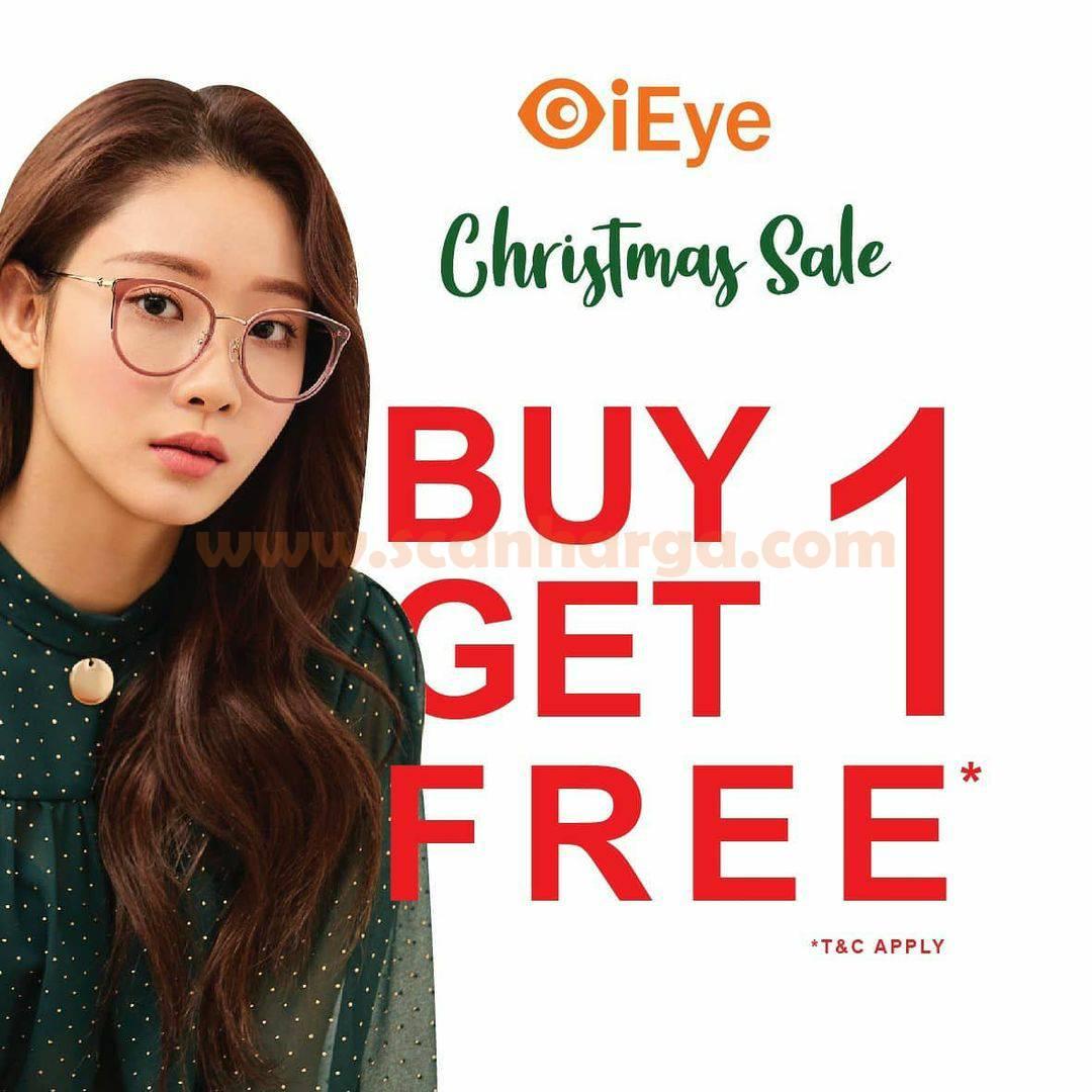 iEye Promo Christmas Sale – Beli 1 Gratis 1*