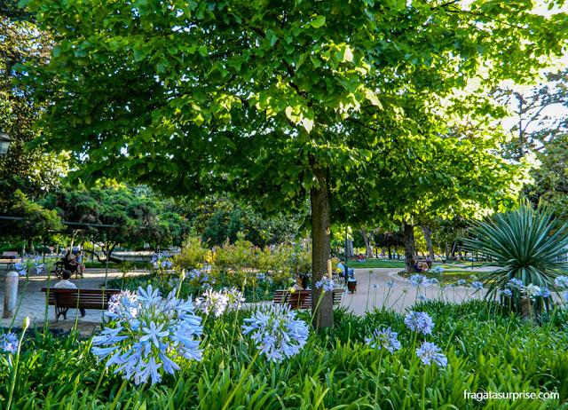 Jardins do Príncipe Real, Lisboa