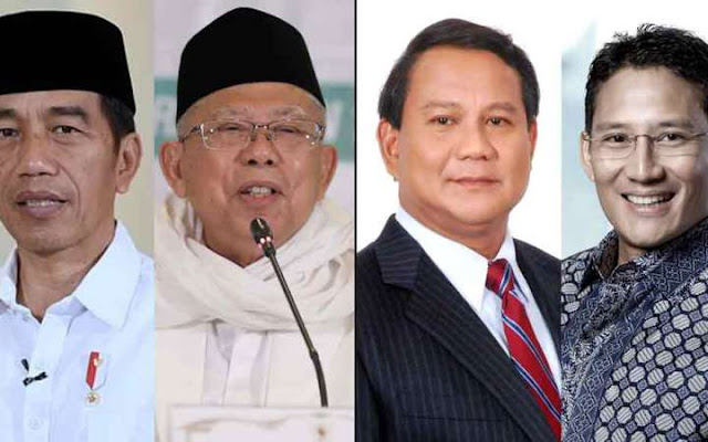 Membayangkan BPN Prabowo & TKN Jokowi Saling Memaafkan di Idul Fitri