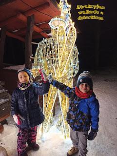 Park Światła atrakcyjne wakacje z dzieckiem