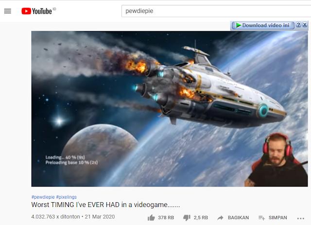 Mengenal Top Youtuber PewDiePie dengan 103 Subscriber