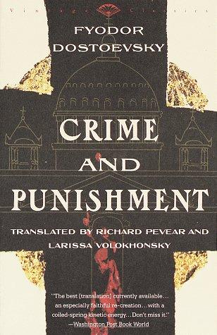 Crime punishment madness