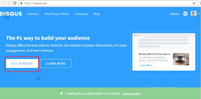 Cara Mudah Membuat Kolom Komentar Pada Blogspot