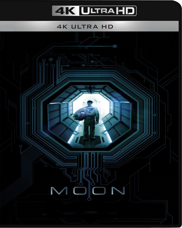 Moon [2009] [UHD] [2160p] [Latino – Castellano]