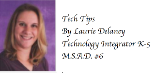 Laurie Delaney, Tech Integrator