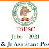 TSPSC Recruitment Notification for Senior / Junior Assistant Typist Posts in Various Universities - Apply Online