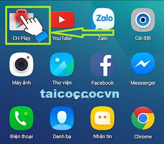 (Ch Play) , tải file cài đặt Cửa Hàng Ch PLay (Google Play Apk) Online về máy 1