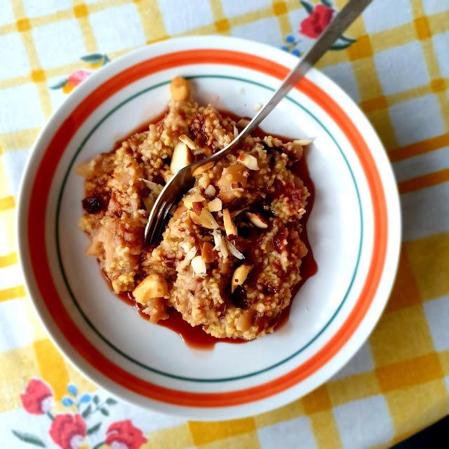 kasza jaglana,jak ugotować kaszę jaglaną,jaglanka,kasza jaglana na słodko,z kuchni do kuchni,najlepszy blog kulinarny