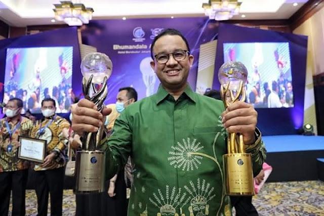 Sabet Penghargaan Lagi, Pemprov DKI Jakarta Raih Dua Bhumandala Award 2020