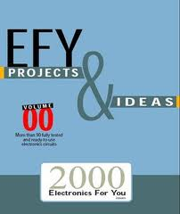 EFY Projects and Ideas Free Ebook Download Electronics For You