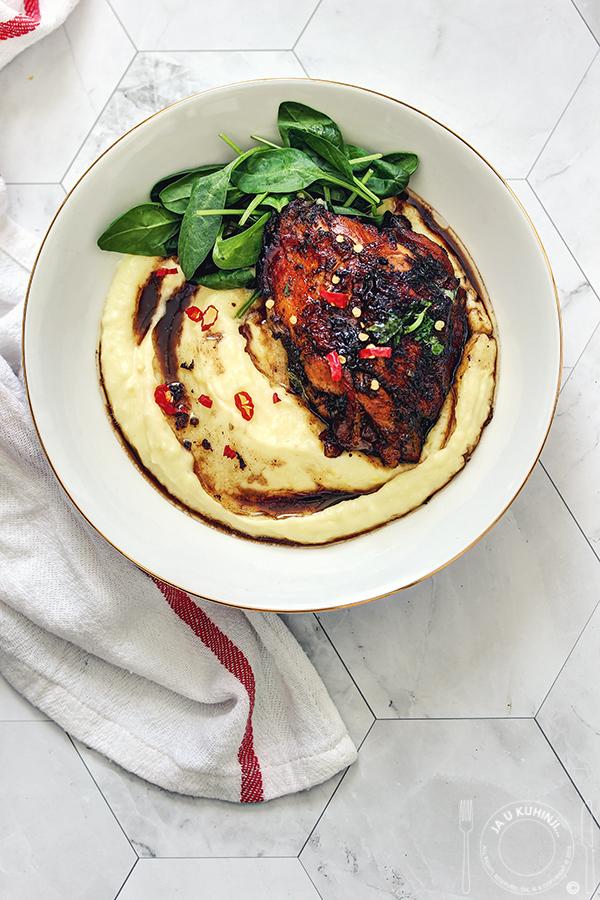 Piletina u balzamiko sosu