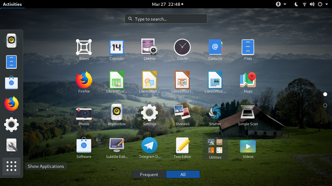 Ubuntu Buzz !: What To Do After Installing GNOME 3 32