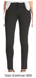 Sydney Fashion Hunter - She Wears The Pants - Sam Edelman Black Women's Work Pants