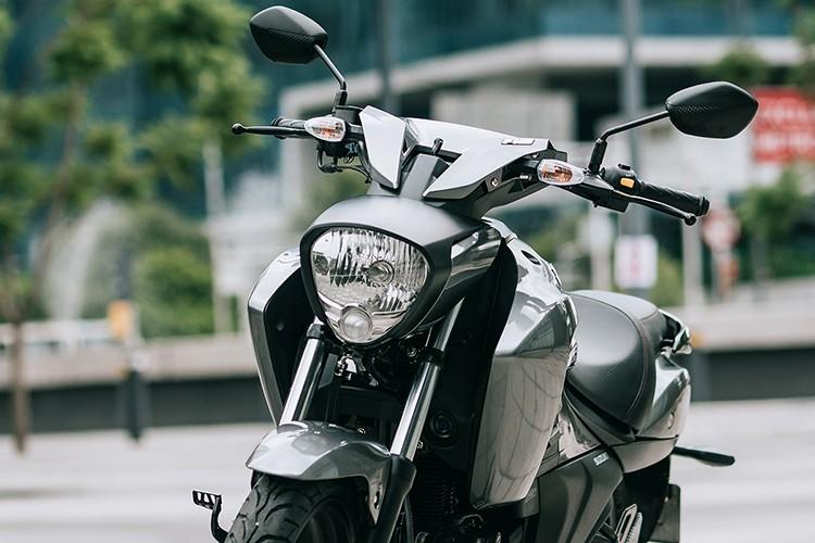 Chi tiết 'xế nổ' Suzuki Intruder 2020 chỉ 37 triệu đồng