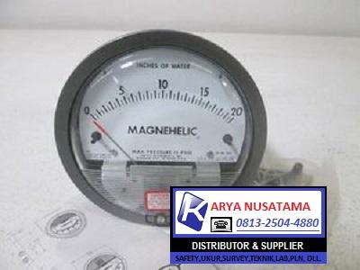 Jual Magnehelic  2020 range : 0 - 20 inch di Surabaya