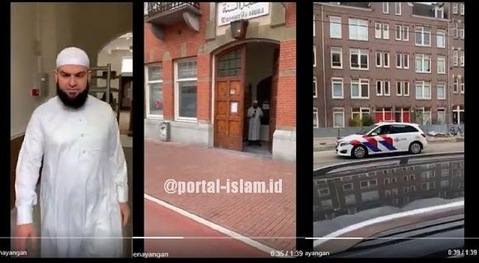 Pemerintah Belanda Minta Masjid Kumandangkan Azan dan Doakan Agar Negeri Belanda Diselamatkan dari Wabah Corona