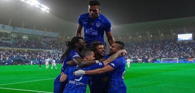 مباراة الهلال السعودي بث مباشر