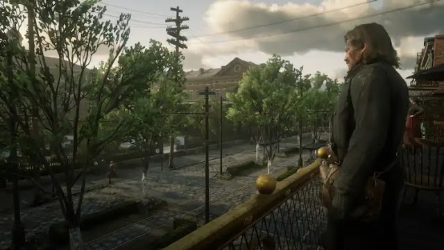 Blogger hacked camera in Red Dead Redemption 2 and showed numerous secrets of the game [Video]