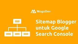 Sitemap Blogger untuk Google Search Console