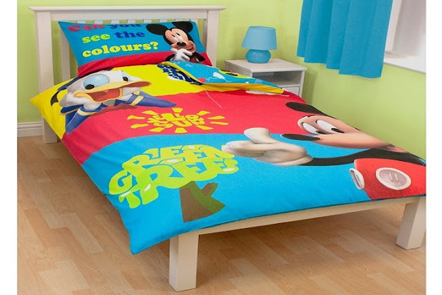 chambres à coucher Mickey Mouse