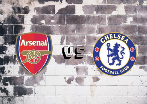 Arsenal vs Chelsea  Resumen y Partido Completo