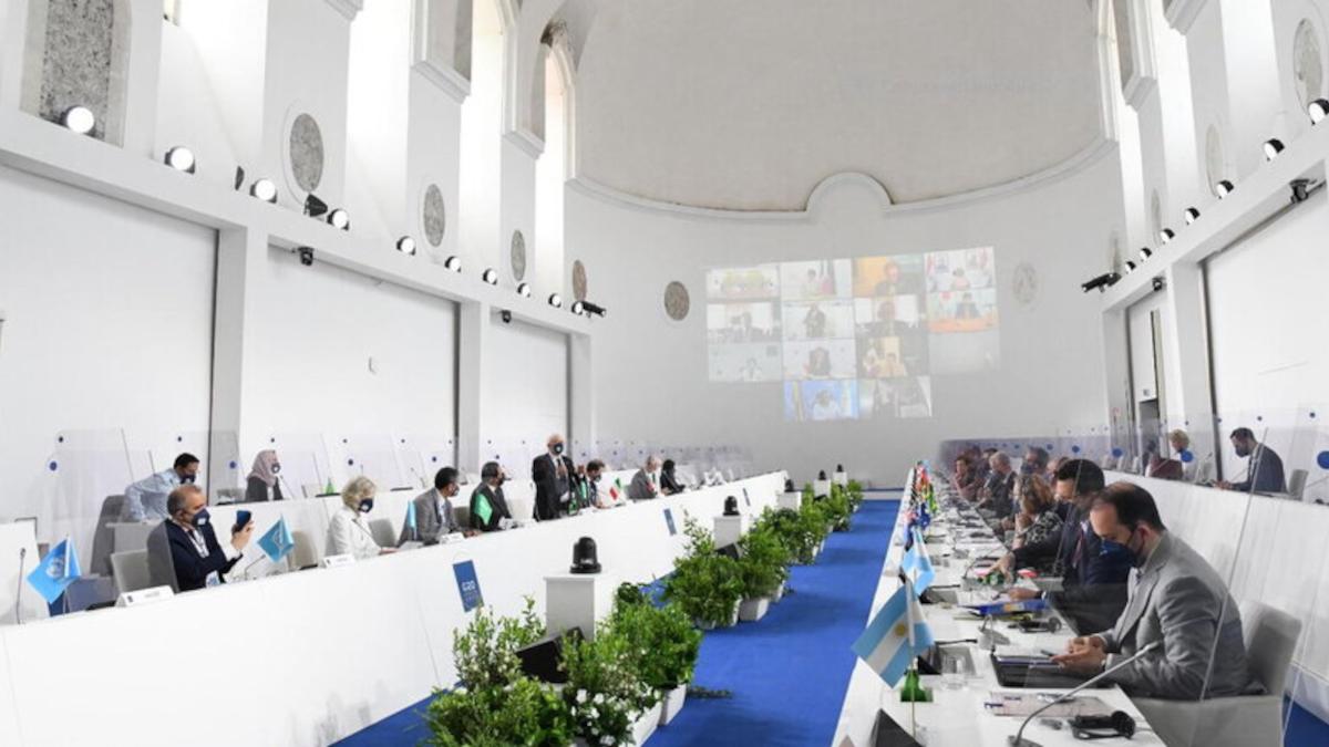 Ristorati Siciliani Indipendenti critica e protesta contro G20 Catania