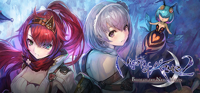Nights of Azure 2 Bride of the New Moon MULTi3 Repack By FitGirl