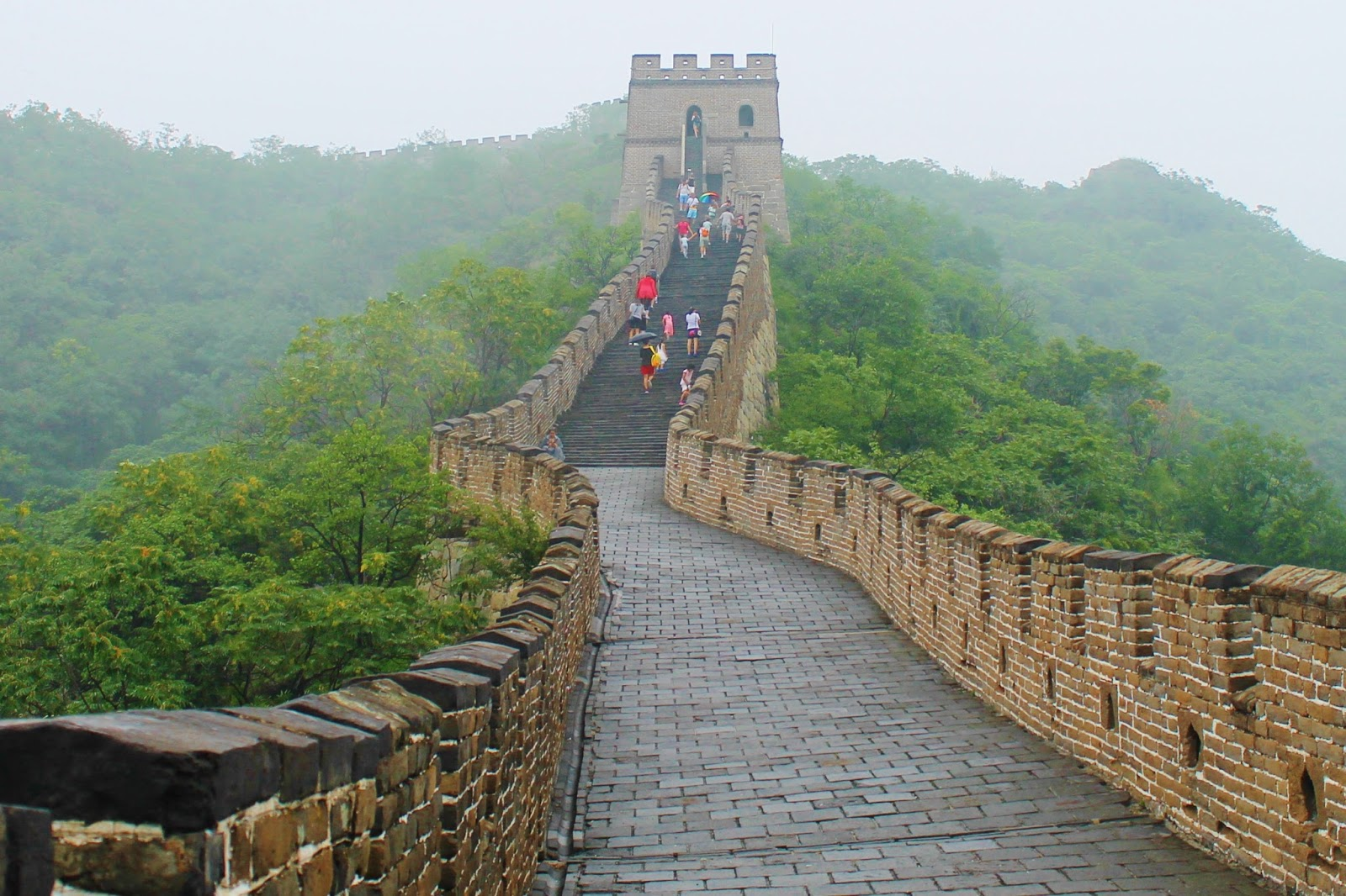 Life of Libby   Travel   Lifestyle  4 Top Places To Visit In Beijing     No first time trip to China would be complete without walking along the  Great Wall  the longest wall in the world