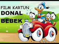 DONALD BEBEK : KERETA API CEPAT